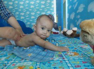 Tempat Baby Spa di Jogja