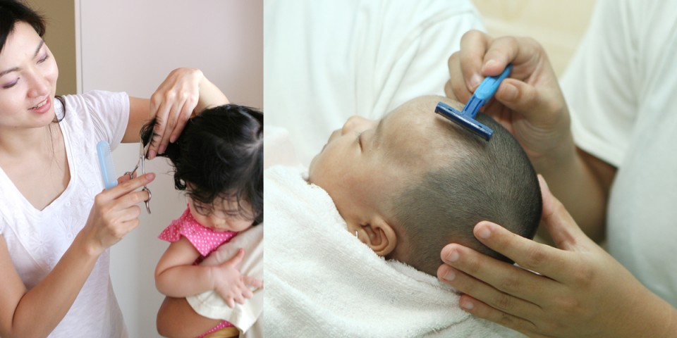 Tempat Potong Rambut Bayi di Jogja