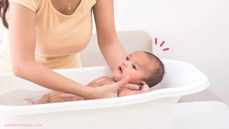 Jasa Memandikan Bayi Baru Lahir di Solo Sukoharjo