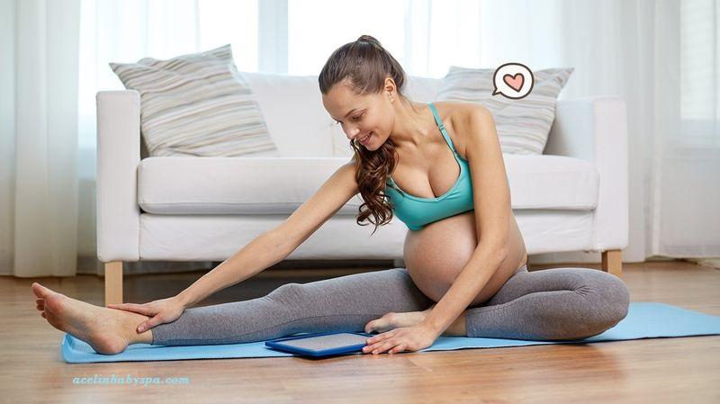 Prenatal Gentle Yoga di Solo