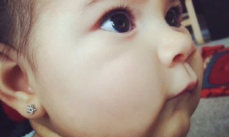 Tindik Bayi Solo Anting Perempuan
